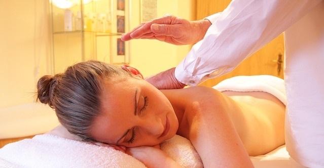 massaggio della quiete Immagine